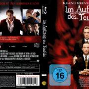 Im Auftrag des Teufels (1997) R2 German Blu-Ray Covers & Label