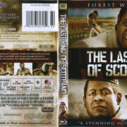The Last King Of Scotland (2006) R1 Blu-Ray Cover & Label