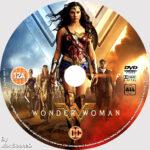 Wonder Woman (2017) R2 Custom Label