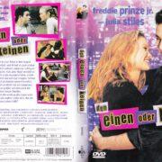 Den einen oder keinen (2000) R2 German DVD Cover & Label
