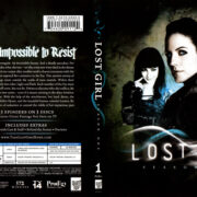The Lost Girl: Season 1 (2010) R1 Blu-Ray Cover