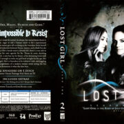 The Lost Girl: Season 2 (2011) R1 Blu-Ray Cover