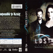 The Lost Girl: Season 3 (2013) R1 Blu-Ray Cover