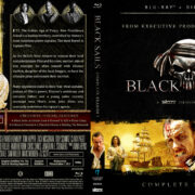 Black Sails: Season 1 (2014) R1 Blu-Ray Cover