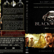 Black Sails: Season 2 (2015) R1 Blu-Ray Cover