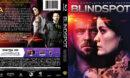 Blindspot: Season 1 (2015) R1 Blu-Ray Cover