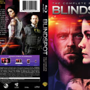 Blindspot: Season 1 (2015) R1 Blu-Ray Cover