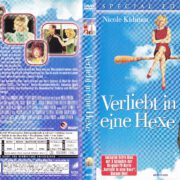 Verliebt in eine Hexe (Special Edition) 2005 R2 German Cover & Labels