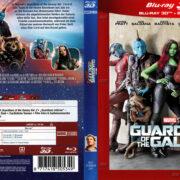 Guardians of the Galaxy Vol. 2 3D 2-Disc (2017) R2 German Blu-Ray Custom Covers
