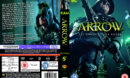 Arrow: Season 5 (2017) R2 Custom DVD Cover
