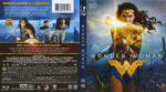Wonder Woman (2017) R1 Blu-Ray Cover & Labels