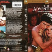 The Adventurers (2005) R1 DVD Cover
