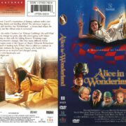 Alice in Wonderland (1999) R1 DVD Cover