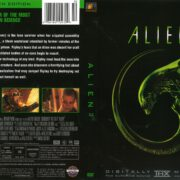 Alien 3 (2004) R1 DVD Cover
