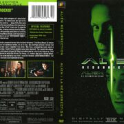 Alien Resurrection (2004) R1 DVD Cover