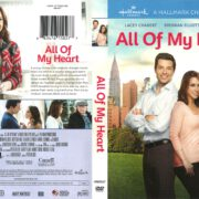 All of My Heart (2015) R1 DVD Cover