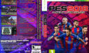 Pro Evolution Soccer 2018 (PES 2018) Xbox 360 DVD Cover