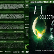 Alien Collection (5) (1979-2017) R1 Custom Cover