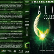 Alien Collection (5) (1979-2017) R1 Custom Blu-Ray Cover V2
