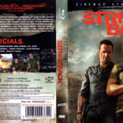 Strike Back – Staffel 02 (2015) R2 German Blu-Ray Cover