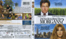 Did You Hear About The Morgans? (2009) R1 Blu-Ray Cover & Label