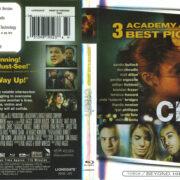 Crash (2004) R1 Blu-Ray Cover & Label