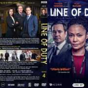 Line of Duty – Series 4 (2017) R1 Custom Cover