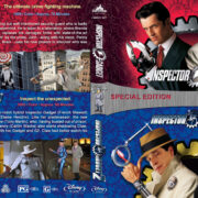 Inspector Gadget Double Feature (1999-2003) R1 Custom Blu-Ray Cover