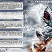 Sharknado Collection (5) (2013-2017) R1 Custom Cover