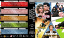 Adventure / Comedy / Drama 5-Pack (1978-2004) R1 Custom Blu-Ray Cover