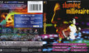 Slumdog Millionaire (2008) R1 Blu-Ray Cover & Labels