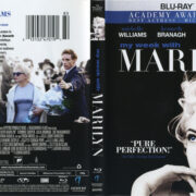 My Week With Marilyn (2012) R1 Blu-Ray Cover & Labels
