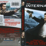 The International (2009) R1 Blu-Ray Cover & Labels