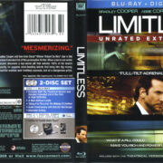 Limitless (2011) R1 Blu-Ray Cover & Labels