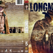 Longmire – Season 5 (2016) R1 Custom Cover & Labels