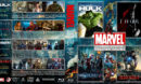 The Marvel Cinematic Universe Collection - Volume 2 (2008-2013) R1 Custom Blu-Ray Cover