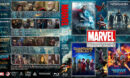 The Marvel Cinematic Universe Collection - Volume 3 (2013-2017) R1 Custom Blu-Ray Cover