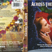 Across The Universe (2007) R1 Blu-Ray Cover & Label