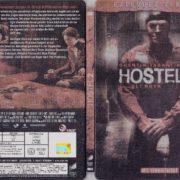 Hostel 2 (Extended Version) 2007 R2 German DVD Cover & Label