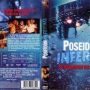 Die Höllenfahrt der Poseidon (1972) R2 German DVD Cover & Label