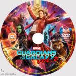 Guardians of the Galaxy VoL2 (2017) R2 Custom Label