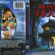Monster House (2006) R1 Blu-Ray Cover & Label
