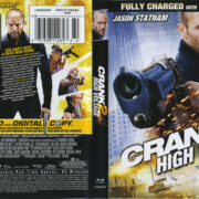 Crank 2: High Voltage (2009) R1 Blu-Ray Cover & Labels