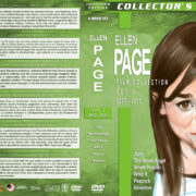 Ellen Page Film Collection – Set 3 (2007-2010) R1 Custom Covers