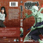 Naruto Shippuden Set 31 (2002) R1 DVD Cover
