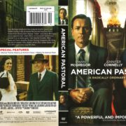 American Pastoral (2017) R1 DVD Cover