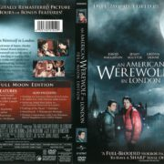 An American Werewolf in London (2009) R1 DVD Cover