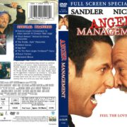 Anger Management (2003) R1 DVD Cover