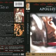 Apollo 13 (1998) R1 DVD Cover