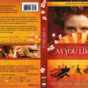 As You Like It (2007) R1 DVD Cover